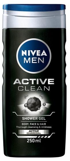 Active Clean gel za tusiranje