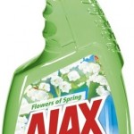 Ajax Windows Floral Fiesta Green Trigger 750 ml