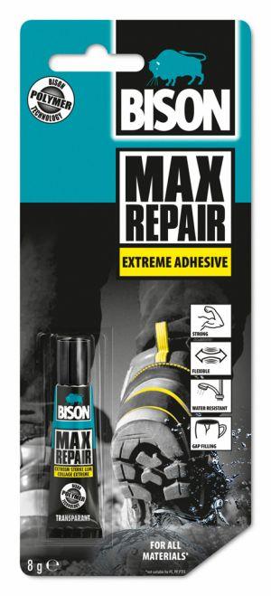 bison max repair