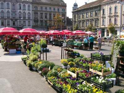 Britanski trg Zagreb