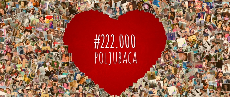 Coolinarika Facebook - 222.000 fanova