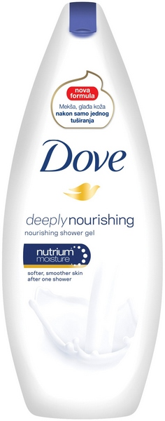 DOVE Deeply Nourishing