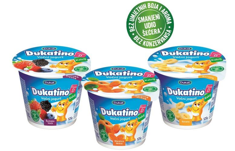 Dukatino voåni jogurti