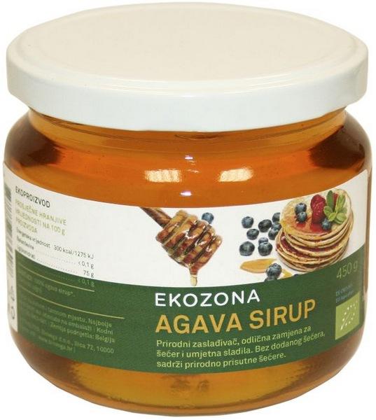 Ekozona Agava sirup