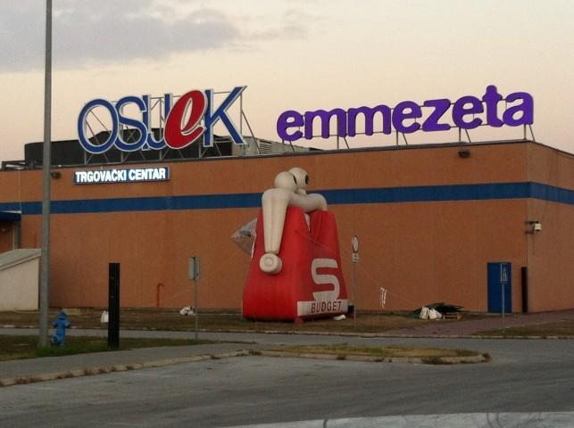 Trgovacki Centri U Hrvatskoj Emmezeta Osijek