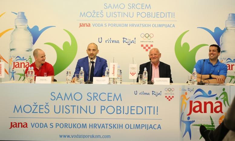 Filip Ude, Mislav Galic, Zlatko MateÁa, Filip BrkiÜ