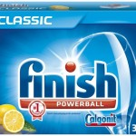 Finish powerball Calgonit Classic 38T lemon