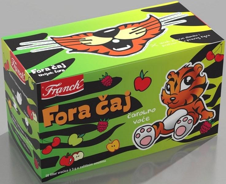 Franck Fora čaj čarobno voće