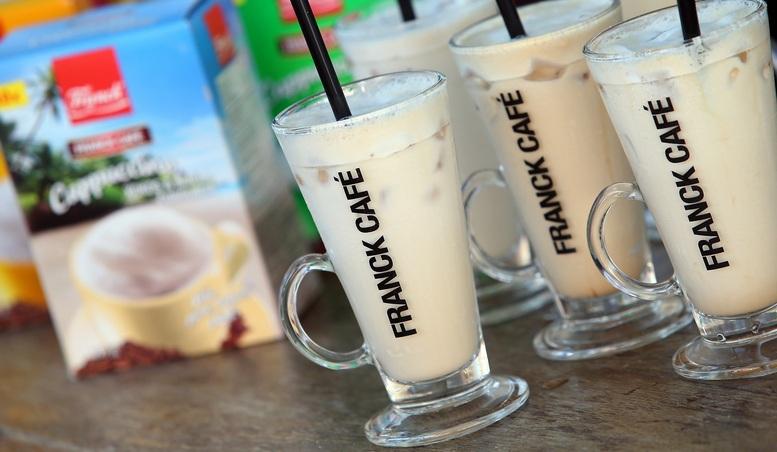 Franck predstavio ledenu verziju Franck Café cappuccina
