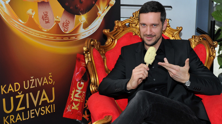 Ivan Vukusic i King Caramel Adventure