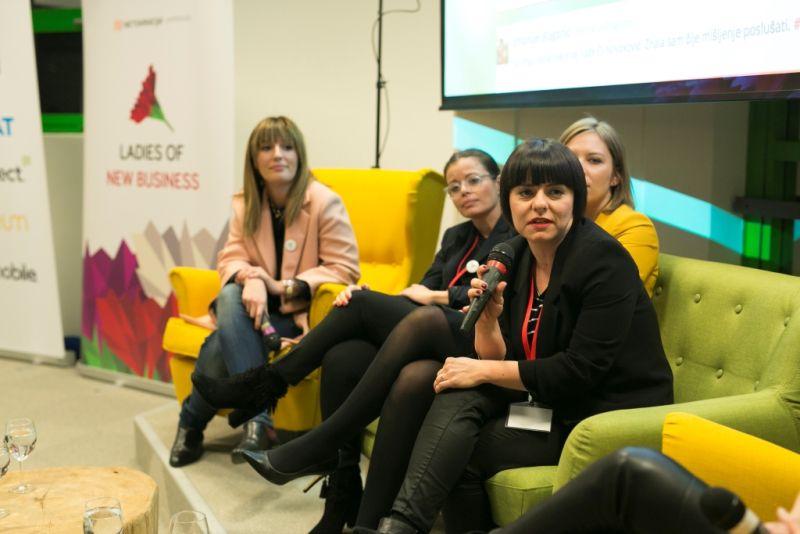 Ivana Grbavac_Google Adriatics, Lana Bedeković Rosandić_Alert, Ida Pandur_ENTG, Antonija Bilić Arar_BlaBlaCar