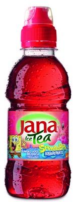 Jana Ice Tea Sumsko voce-brusnica Spuzva Bob 025 PET