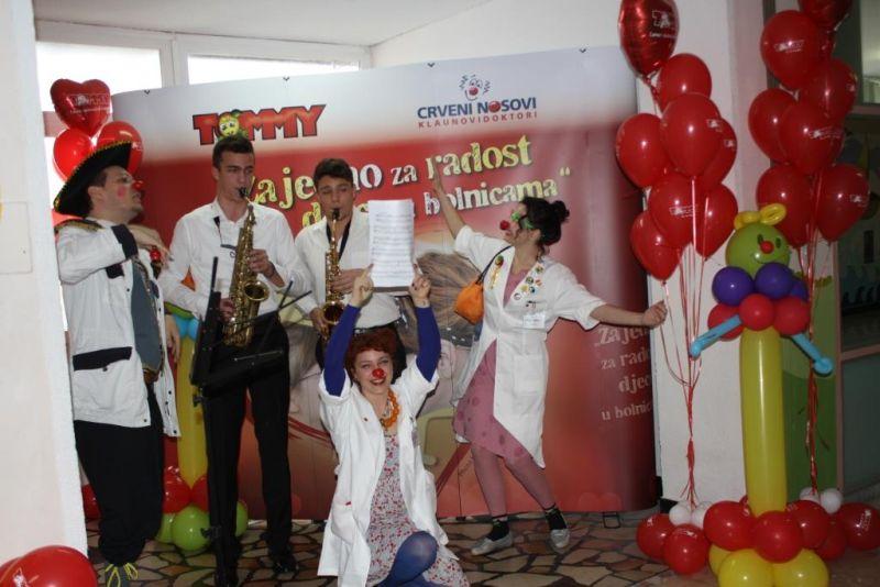KBC Split Mali Gala Koncert CRVENIH NOSOVA2