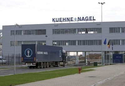 Kuehne-Nagel - logistcki centar midi