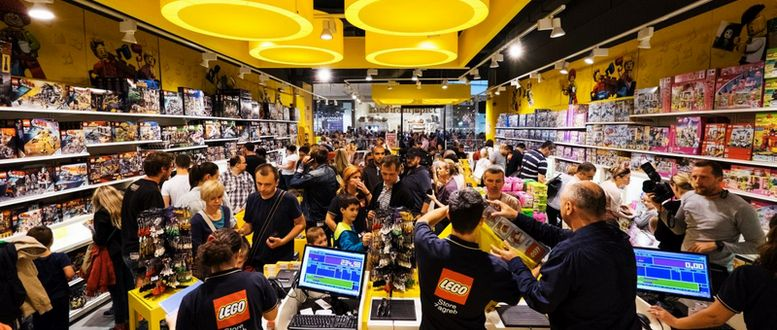 LEGO Certified Store Zagreb otvorenje
