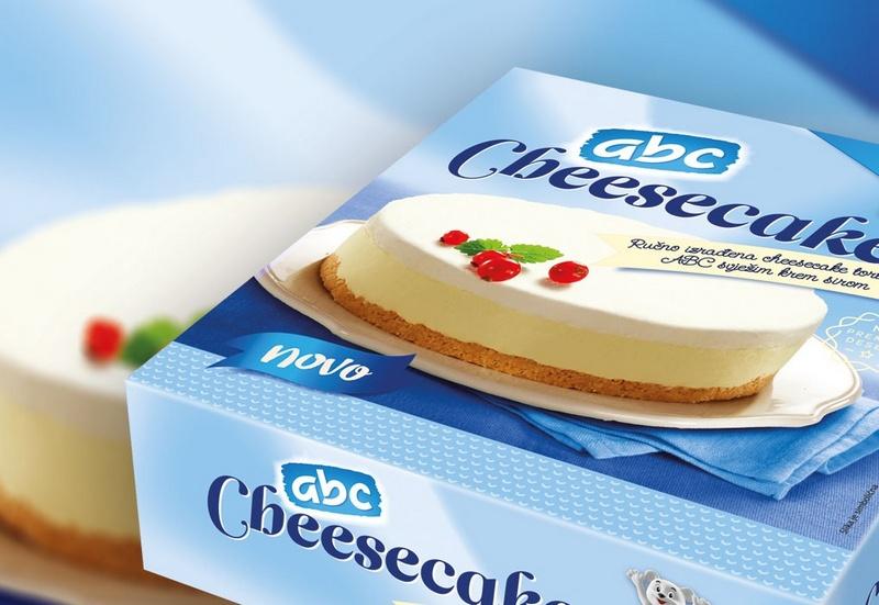 Ledo ABC cheesecake