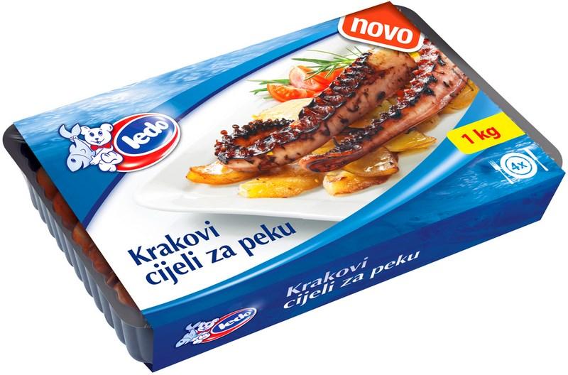 Ledo Krakovi cijeli za peku 1kg