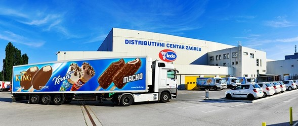 Ledo distributivni centar ftd