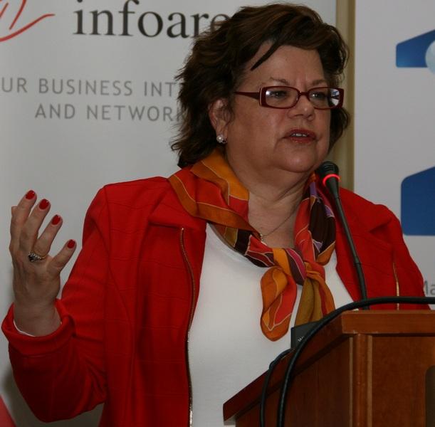 Lora Cecere, Supply Chain Insights, SAD SCM Arena 2013
