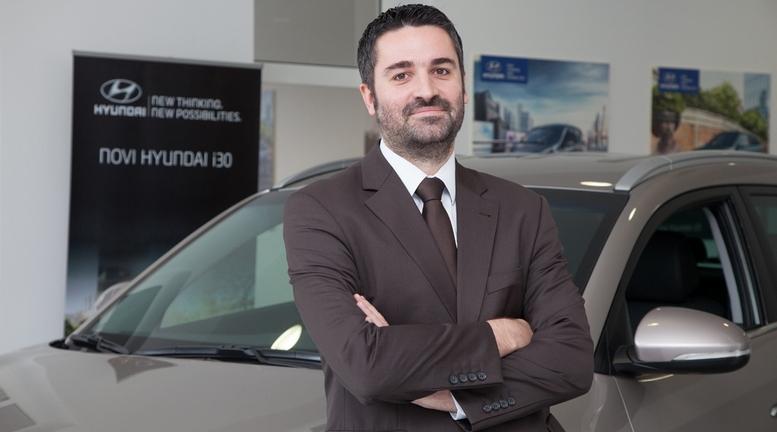 Lovre Zivkovic, direktor Hyundai Hrvatska
