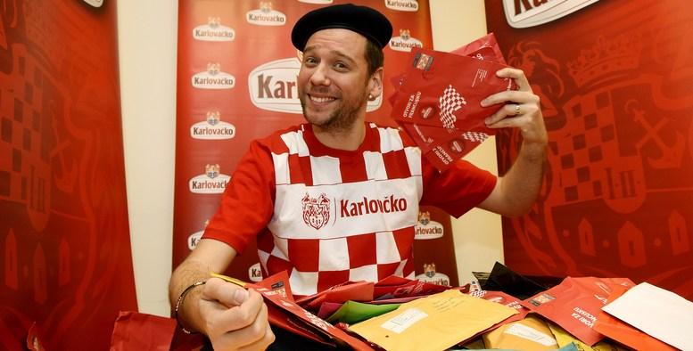 karlovacko - Luka Bulic izvlaƒi dobitnike 3