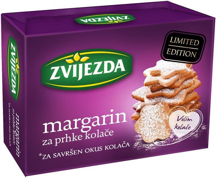 Margarin za prhke kolače crop