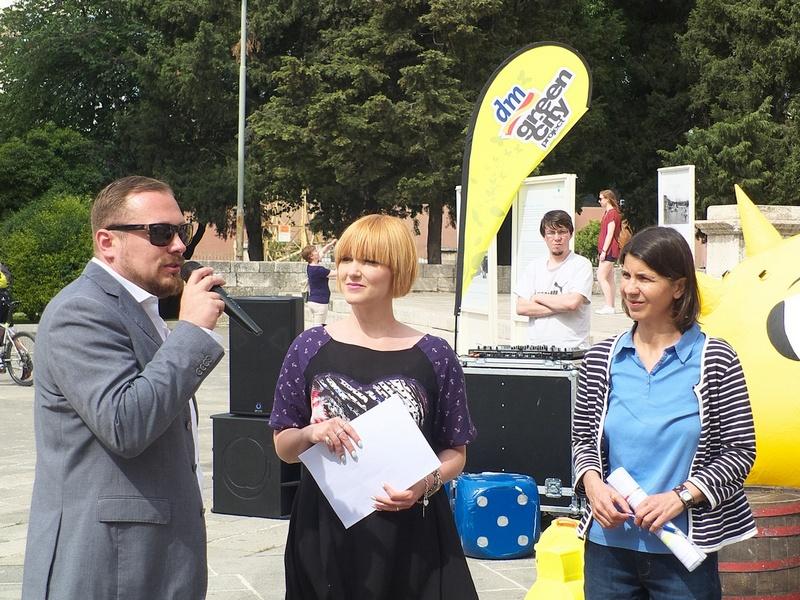 Marko Lasic, Ines Preindl, Andjelka Ramljak (dm)
