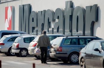 Mercator trgovački centar midi