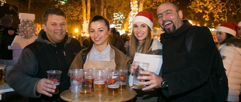 Milan Peh i Domagoj Jakopovic Ribafish pozitivno ocijenili novo Bozicno pivo