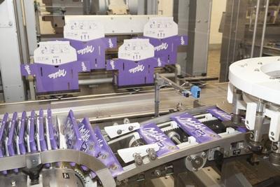 Mondelēz International-milka-factory