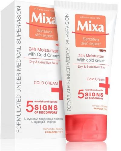 Mixa cold cream krema