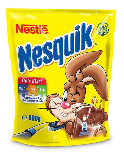 NESQUIK  Kakao Gluten Free