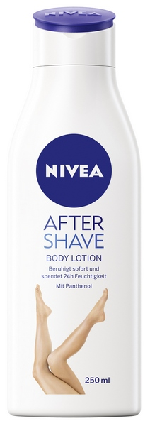 NIVEA After Shave Body Lotion
