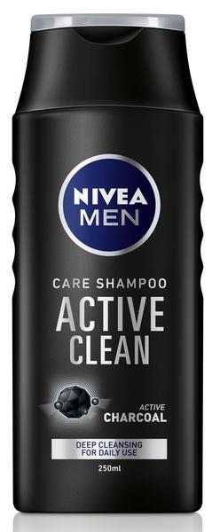 NIVEA MEN_Active Clean Care Shampoo
