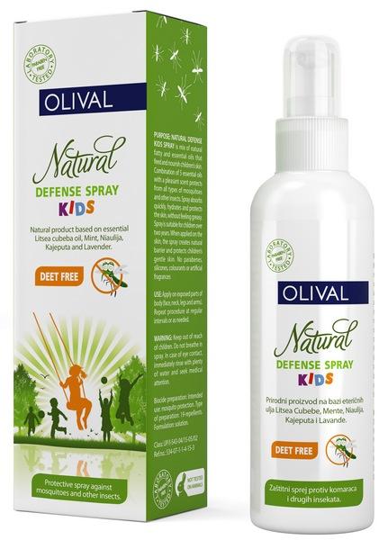 Natural defense kids