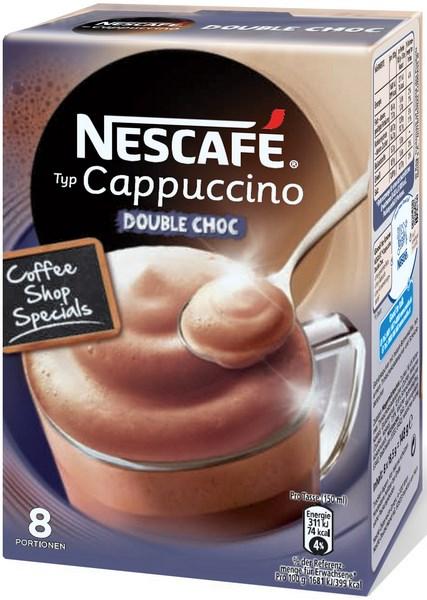 NescaféCappuccino Double Choc_kutija