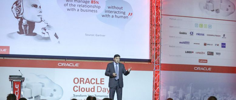 Oracle Cloud Day 2016
