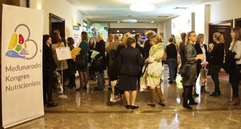 Otvorenje 3. medunarodnog kongresa nutricionista u Zagrebu