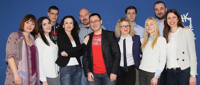 PR_Clanovi Combis Hackathon tima