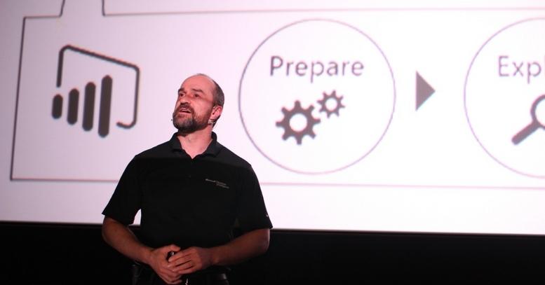 Peter Myers - Advanced Technology Days 11