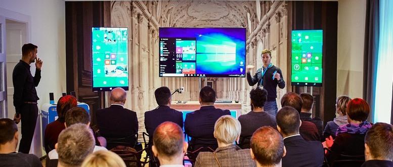 Prezentacija Windows 10 Lumia