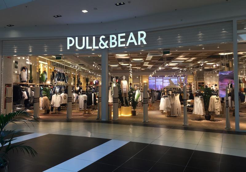 Pull&Bear ulaz