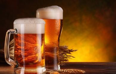 Razbijen mit o pivu kao namirnici s visokim udjelom glutena