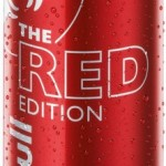 Red Bull Red Edition brusnica