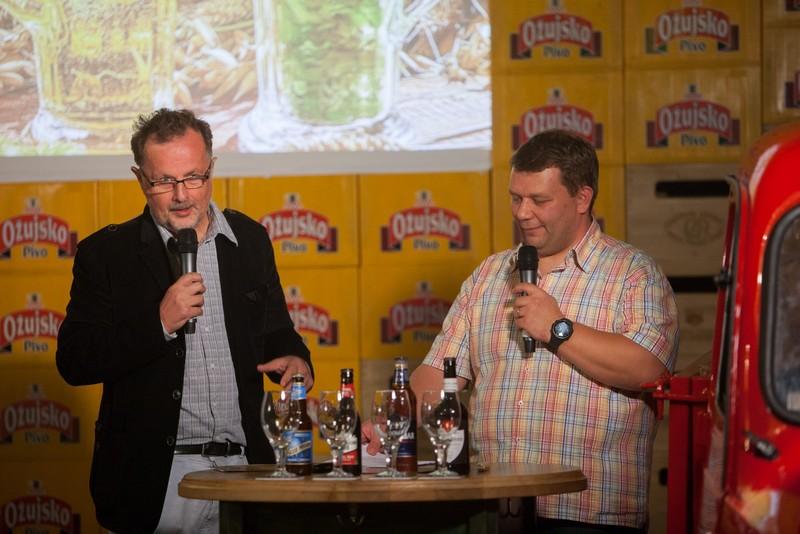 Siroku primjenu pive predstavili Rene Bakalovic i Milan Peh
