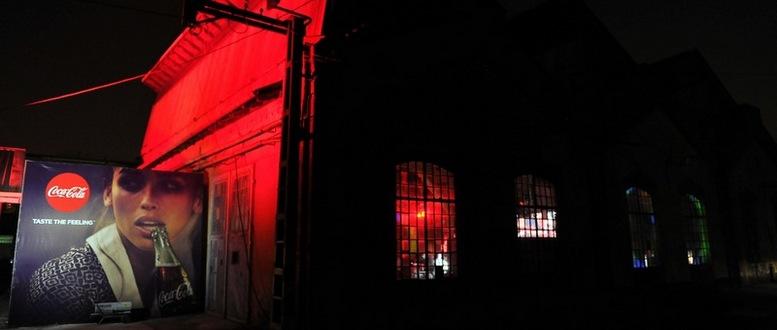 Stara tvornica Gredelj bila je odliƒna kulisa za predstavljanje nove Coca-Coline kampanje