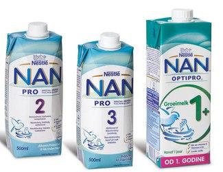 Nestlé -Tekuci NAN