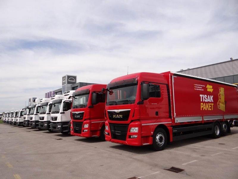 Tisak kamioni