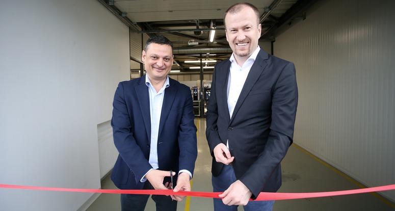 Vitkor Miljkoviå direktor prodaje HoReCa i Zoran Mabiå direktor prodaje Franck