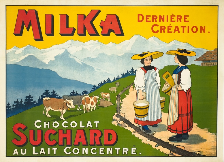 milka-tradition
